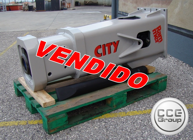 RAMMER S29 CITY Recondicionado