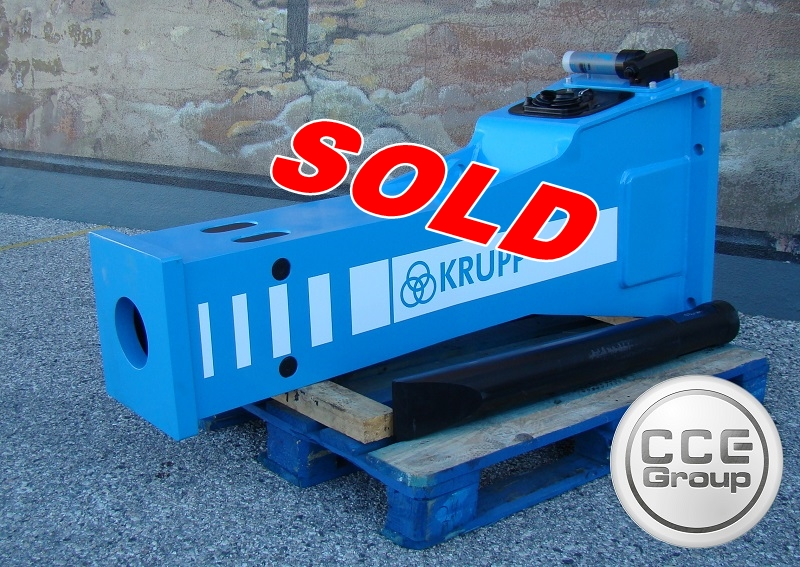 KRUPP HM 720 Reconditioned
