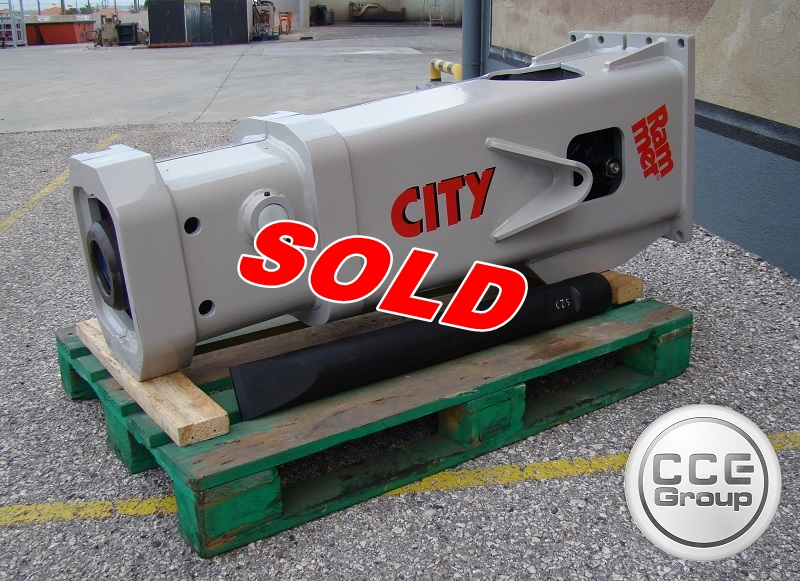 RAMMER S29 CITY Reconditioned