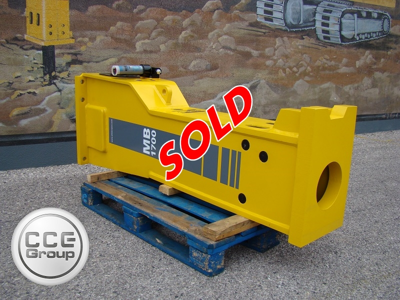ATLAS COPCO MB1700 Reconditioned