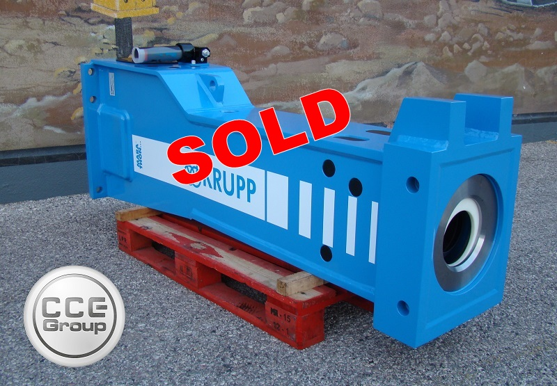 KRUPP HM1000 Marathon Reconditioned