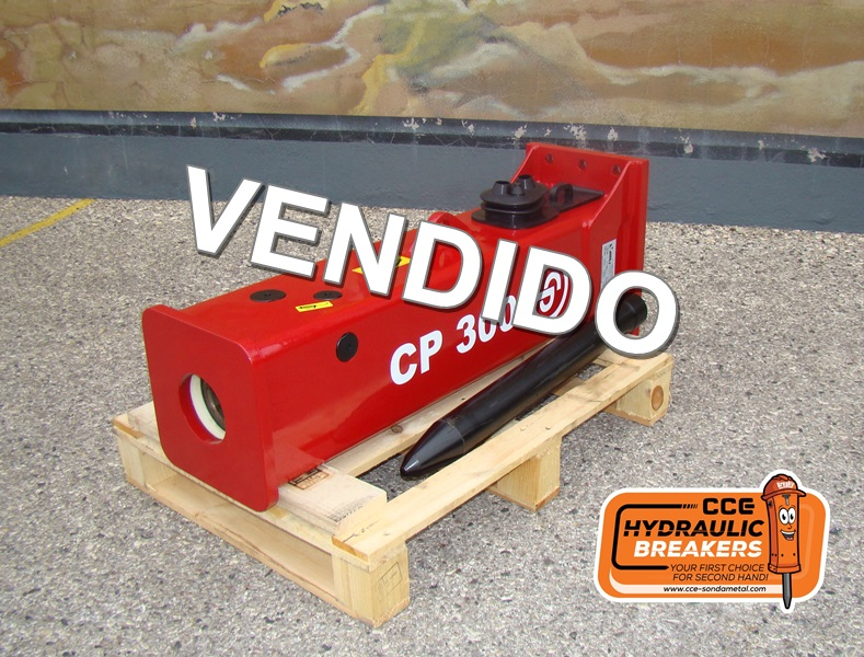 CHICAGO PNEUMATIC CP 300 Recondicionado