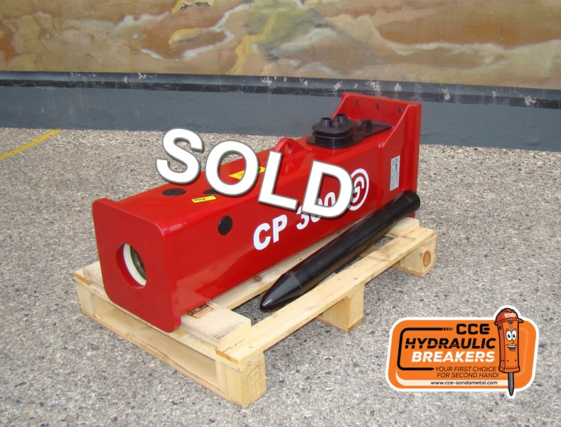 CHICAGO PNEUMATIC CP 300 Reconditioned