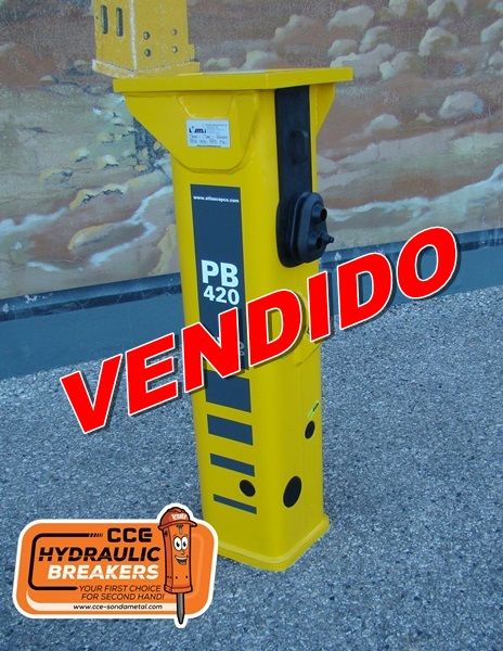 ATLAS COPCO PB 420 Recondicionado
