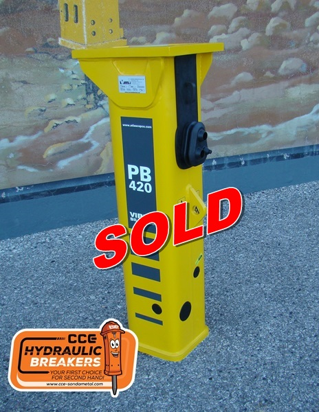 ATLAS COPCO PB 420 Reconditioned