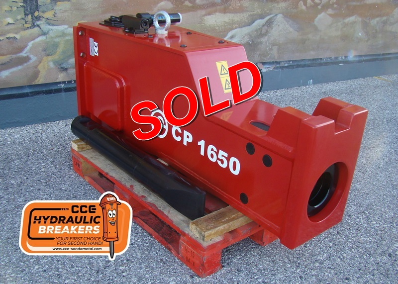 CHICAGO PNEUMATIC CP 1650 Reconditioned
