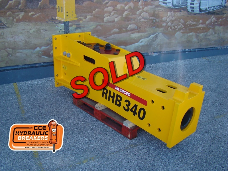 HANWOO RHB 340 Reconditioned