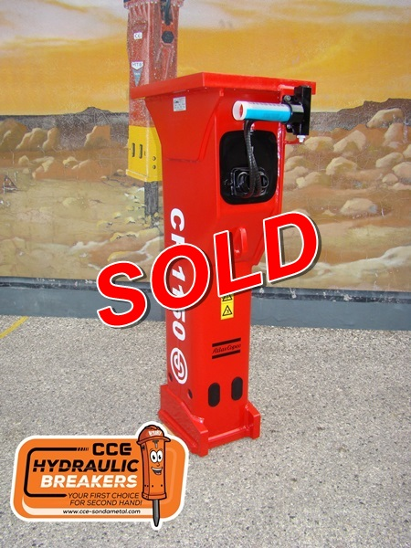 CHICAGO PNEUMATIC CP 1150 Reconditioned