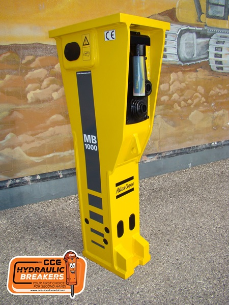 ATLAS COPCO MB 1000 Reconditioned