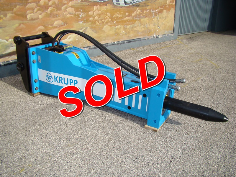 KRUPP HM1500 Marathon Reconditioned